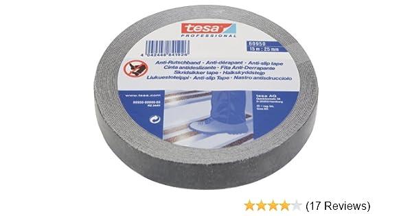tesa 60950 black anti slip tape, 25mm x 15m by tesa uk: amazon.com:  industrial & scientific  amazon.com
