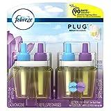 Febreze  Air Freshener, Noticeables Air Freshener,  Spring & Renewal Dual Refill Air Freshener (2 Count, 1.75 Oz)