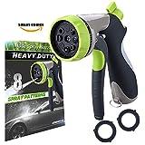 Best garden hose nozzle - Garden Hose Nozzle Spray Nozzle Heavy Duty High Review