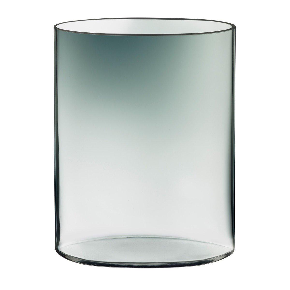 Iittala 1015377 Ovalis Vase 25 cm, grau grau grau klar 06c68f