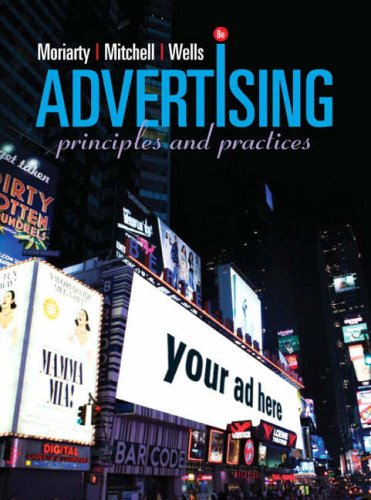 Advertising: Principles & Practice