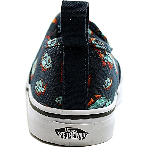 Vans Unisex Classico Slip-on Shoes (piranha) Dress Blues / True White