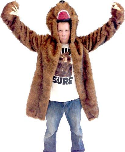 Workaholics Official Bear Coat -