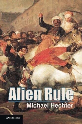 Alien Rule (Cambridge Studies in Comparative Politics) pdf