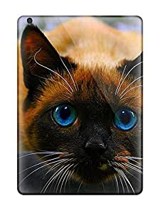 For Ipad Air Premium Tpu Case Cover Mesmerizing Eyes Protective Case