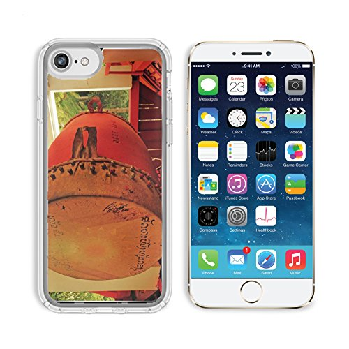 MSD Premium Apple iPhone 6 iPhone 6S Clear case Soft TPU Rubber Silicone Bumper Snap Cases IMAGE ID: 35113360 Buddhist Drum
