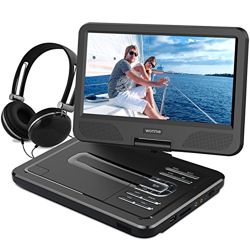 Buy rated dual screen portable dvd player