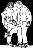 Folkwear #145 Chinese Pajamas Jacket Pants Trousers China Asian Traditional Sewing Pattern (Pattern Only) folkwear145