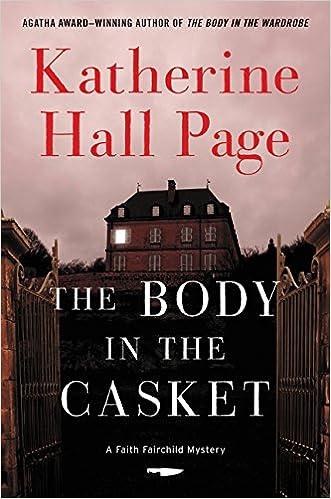 Amazon com: The Body in the Casket: A Faith Fairchild