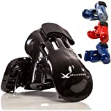 whistlekick Martial Arts Gloves with FREE Backpack-Karate Taekwondo Boxing MMA Sparring Gear Set