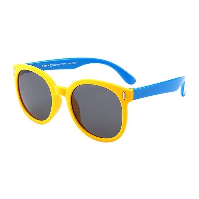Deylaying Polarizado Niños Gafas de sol - Playa Sport ...