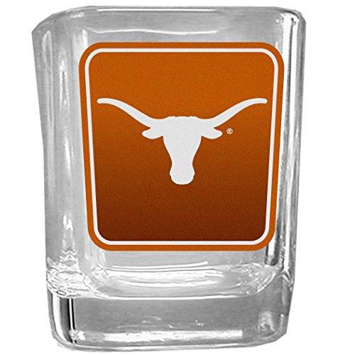 NCAA Texas Longhorns square Shot Glass - Ncaa Texas Longhorns Glass