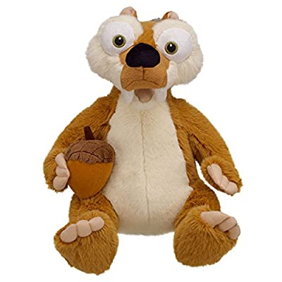 Build a Bear Ice Age Scrat Plush: Toys & Games
