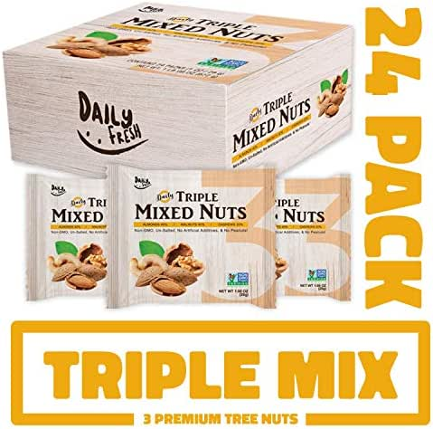 Trail Mix: Daily Fresh Mixed Nuts