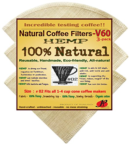 Reusable Coffee Filters 02 V60 product image