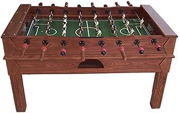 Futbolin profesional GUADALQUIVIR 167x92 cm: Amazon.es: Juguetes y juegos