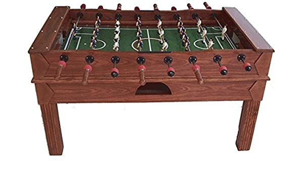 Futbolin profesional GUADALQUIVIR 167x92 cm: Amazon.es: Juguetes y ...