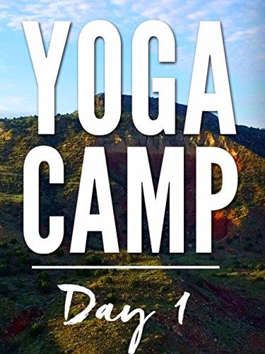 Yoga Camp Day 1