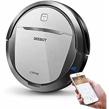 Amazon.com - PRSTENLY Robot Vacuum Cleaner with Self ...