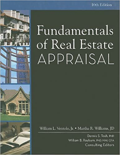 Download online Fundamentals of Real Estate Appraisal, 10th Edition PDF