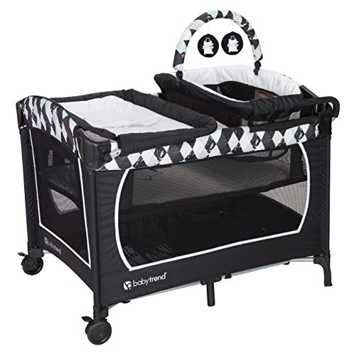 Baby Trend Lil Snooze Nursery Center, The Entertainer