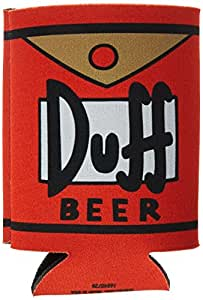 ICUP The Simpsons Duff Can Cooler