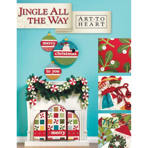Art To Heart Book, Jingle All The Way
