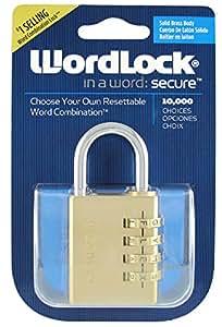 Wordlock - Candado con contraseña
