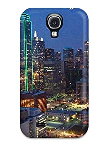 Kevin Charlie Albright's Shop 2844884K66275877 Case Cover Dallas City / Fashionable Case For Galaxy S4