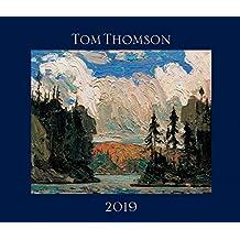 Tom Thomson 2019: Bilingual (English/French)