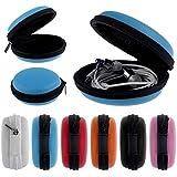 """""""Beat it"""" Multipurpose Pouch - random color - mini wallet zipper case for earphones, bluetooth etc."""