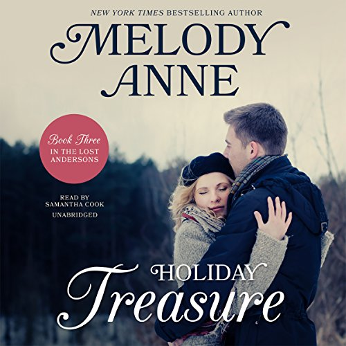 Holiday Treasure: The Lost Andersons, Book 3