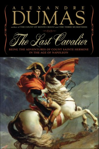 Book cover for The Last Cavalier