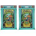 2 Foxfarm Fx14053 12 Quart Ocean Forest Garden Potting Soil Bags 6 3 6 8 Ph On Pa K
