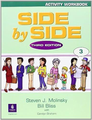 Side By Side, Book 3 (Workbook)