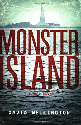 Monster Island zombie apocalypse book