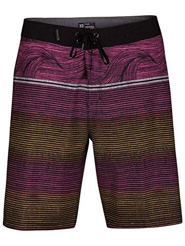 Boardshorts Stretch Embroidered - Hurley Men's Phantom Sunset 20