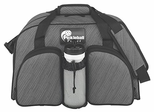 Pickleball Marketplace Action Sport Duffle Bag - New - A top value sports duffel with a perfect mix of size, durability and great looks! Carries Paddles and Pickleball Gear - Urban Camo