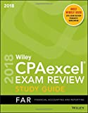 img - for Wiley CPAexcel Exam Review 2018 Study Guide: Financial Accounting and Reporting (Wiley Cpa Exam Review Financial Accounting and Reporting) book / textbook / text book