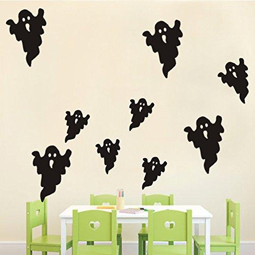 Pcongreat Halloween Hot Fashion DIY Wall Sticker Window