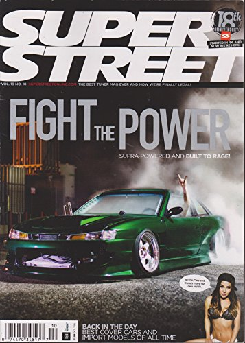 Super Street Magazine October 2015 ()