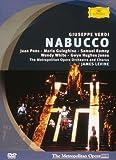 ヴェルディ:歌劇《ナブッコ》 [DVD]