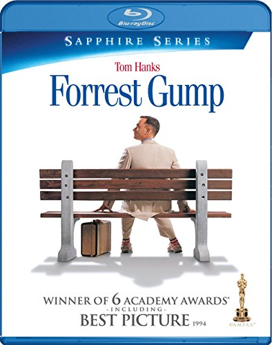 Action Words Dvd - Forrest Gump [Blu-ray]