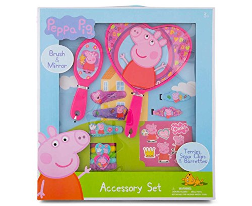 Nickelodeon Pig Hair Accessory Set