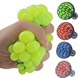 W.Air Squashy Mesh Squeeze Anti Stress Squash Ball Free Shipping Ball Ball Toy with Random Color - 1 PCS