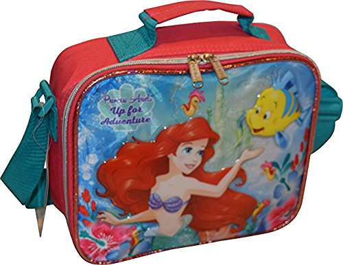 Disney Girl's The Little Mermaid Ariel Insulated Lunch Box