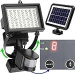 MicroSolar - 80 LED - Lithium Battert...