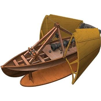 Amazon.com: Academy Solar Powered Turtle Ship: Toys & Games