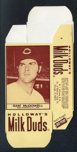 1971-milk-duds-complete-box-9b-sam-mcdowell-indians-nr-mt-321854-kit-young-cards