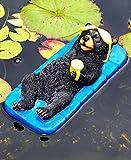 Best GENERIC Friends Statues - Summertime Fun Floating Friend Statue Bear Review